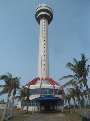 Mulan Tou Lighthouse (source: Wikimedia/Anna Frodesiak)