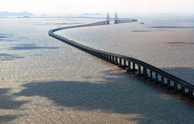 Data view of Danyang–Kunshan Grand Bridge from Longest Bridges Dataset